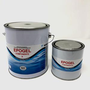 EPOGEL-EPOSSIDICO ATOSSICO GRIGIO 2,5L