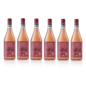 Langhe Rosato DOC 2018- 6 bottiglie