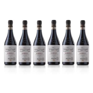 Barolo DOCG Cerviano-Merli 2015 - 6 bottiglie