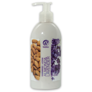 LOTION ALMOND & LAVENDER 250 ML