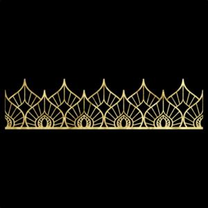 CAVEAU ROYALE BRACCIALETTO 14-GOLD