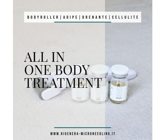 All in one body treatment null 1