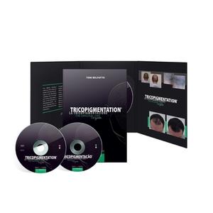DVD Tricopigmentazione l'originale