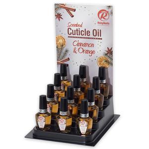 DISPLAY CUTICLE OIL CINNAMON