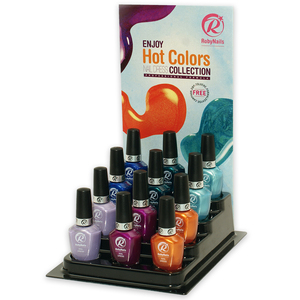 DISPLAY HOT COLORS COLLECTION