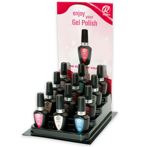 DISPLAY VUOTO 12 GEL POLISH