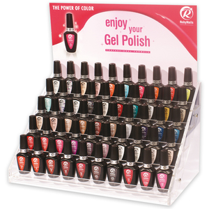 DISPLAY VUOTO 50 GEL POLISH