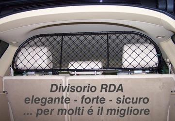 per trasporto cani e bagagli Divisorio Rete Divisoria per auto MERCEDES GLK