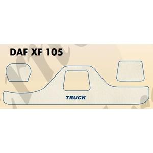 copricruscotto daf xf 105