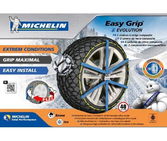 Catene Michelin composite Easy Grip Evolution Evo 13 - Auto Line Brescia 4ebc702e4235