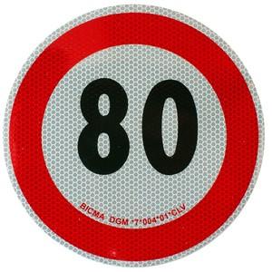 disco velocità omologato 820 km/h