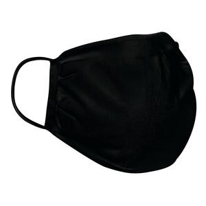 mascherina filtrante precauzionale nera