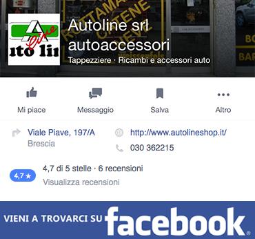 Facebook autoline