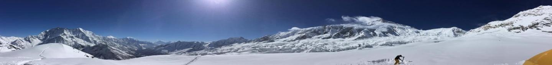 Montagne cielo blu2