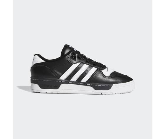 Adidas scarpe rivarly low nero eg8063 eg8063 01 standard