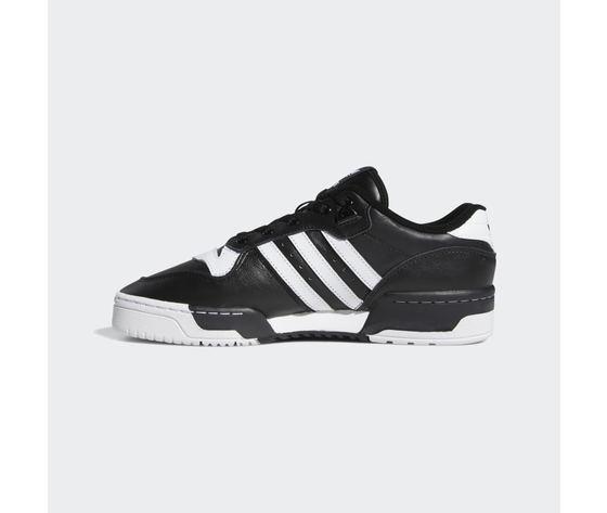 Adidas scarpe rivarly low nero eg8063 eg8063 06 standard