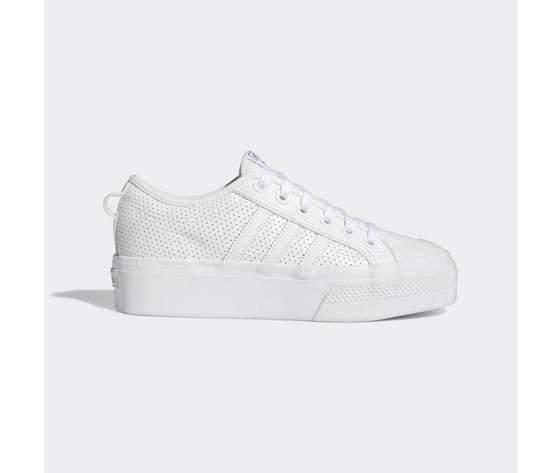 Nizza platform shoes white fx9180 01 standard
