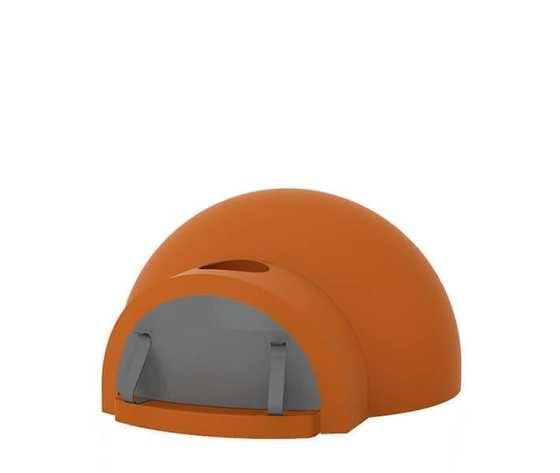 Cupolino refractory modular oven