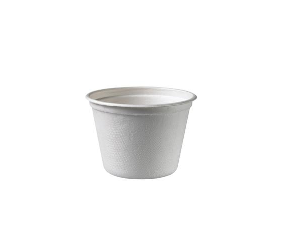 90260 bicchiere bio ml 150 in polpa di cellulosa  art 02031