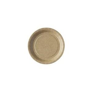 50 piatti in cartoncino diametro 18 cm cf  da 50 pz