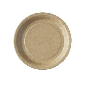 50 piatti in cartoncino  diam .23 cm cf da 50 pz