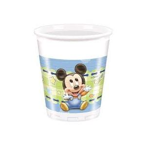 Bicchieri Mickey Baby