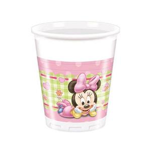 Bicchieri Minnie Baby
