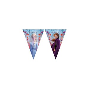 Festone Bandierine Frozen 2