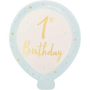 Piatti Baby Chic 1 St Birthday Celeste