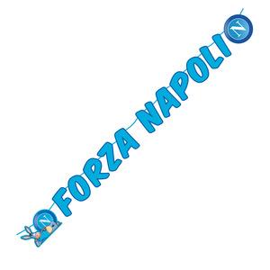 Banner Maxi Forza Napoli