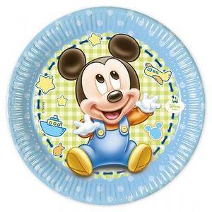 Piatto Mickey Baby