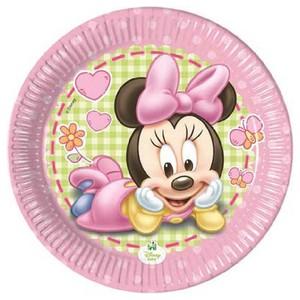 Piatto Minnie Baby