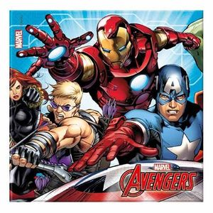 Tovaglioli Avengers Mighty