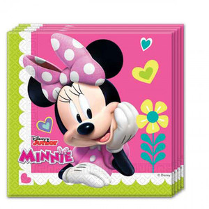 Tovaglioli Minnie Baby