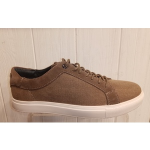 GOLD MAN LOW scarpa DOCKSTEPS CANVAS TAUPE