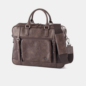 Borsa Leather Lumberjack