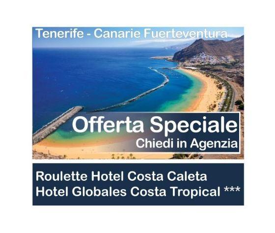 Pacchetto Vacanza Tenerife e Fuerte Ventura