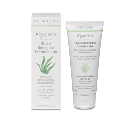 Gel algadetox