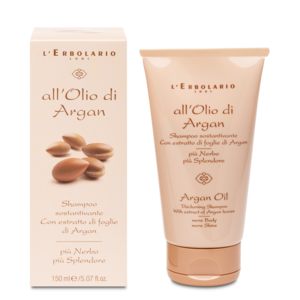 SHAMPOO SOSTANTIVANTE ALL'OLIO D'ARGAN 150 ml