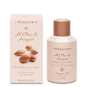 OLIO&OLIO D'ARGAN PER CAPELLI 100 ml