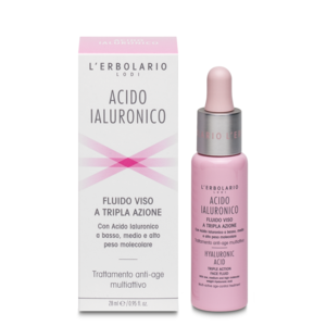 ACIDO IALURONICO FLUIDO VISO 28 ml