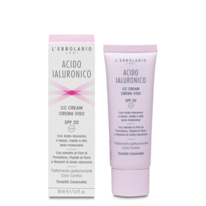 ACIDO IALURONICO CC CREAM TONALITA' CARAMELLO 50 ml