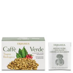 TISANA CAFFE' VERDE BIOLOGICA  20 BUSTINE