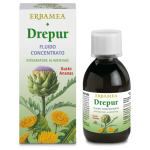 DREPUR Fluido concentrato Gusto Ananas 250 ml