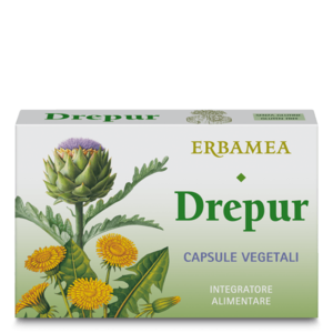 DREPUR Capsule Vegetali 24 CPS