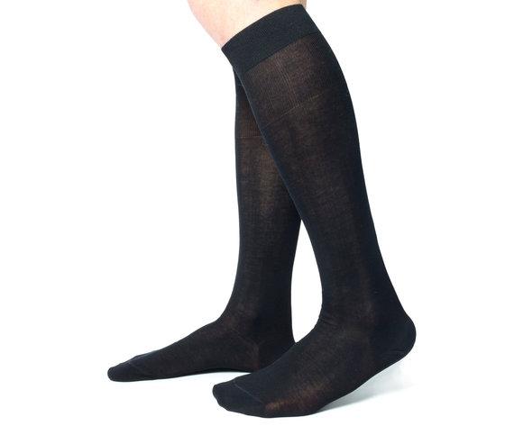 310 nero lungo calza uomo ciocca min