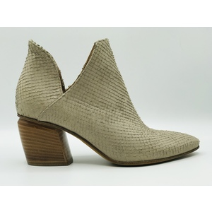 SCARPA CON TACCO GLAM ISIDE TAUPE