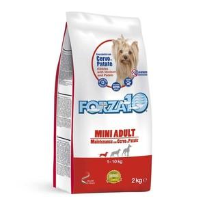 Forza 10 cane mini adult mantenimento cervo e patate 2 kg