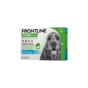 Frontline Combo per Cani medi 10-20 kg 3 pipette 1,34 ml