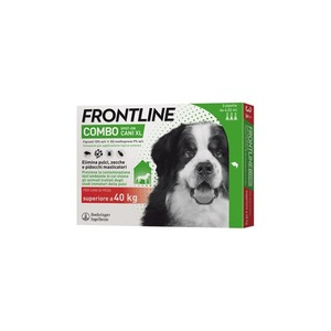 Frontline Combo per cani oltre 40 kg extra large 3 pipette 4,02 ml